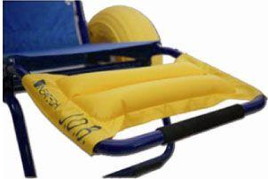 Poggiapiedi gonfiabili per job chair ausili per disabili e anziani online - Poggiapiedi piscina ...