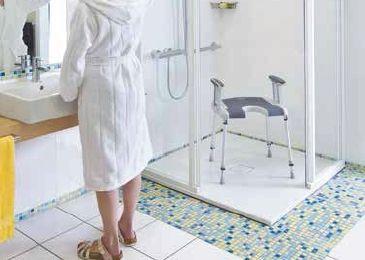 Sedile Doccia Per Disabili : Sedia da doccia per disabili sorrento. ausili per disabili e anziani