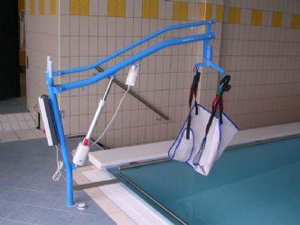 sollevatori. ausili per disabili e anziani online. vendita ... - Alluminio Sedia Imbragatura Per La Decorazione Del Patio