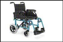 Carrozzine ausili per disabili e anziani online vendita for Sedia a rotelle kometa mediland