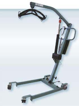 Sollevatore elettrico homelift con imbracatura ausili per disabili e anziani online - Letto con sollevatore per disabili ...