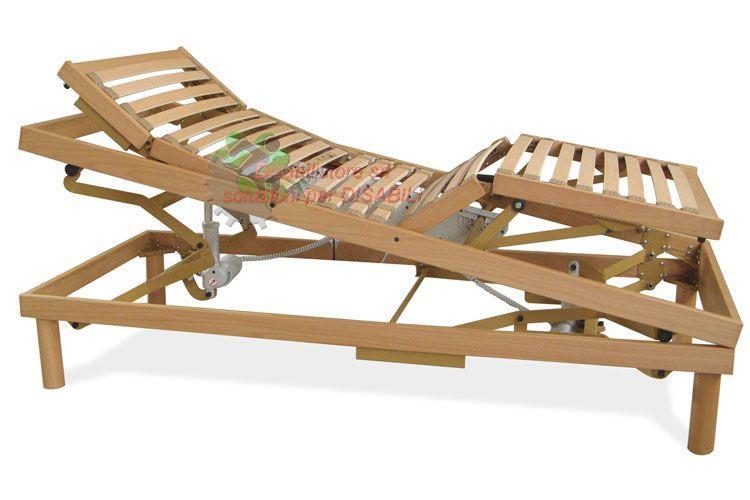 Base letto multipla alzatesta e piedi cm 190 x 120 - Posizioni nuove a letto ...