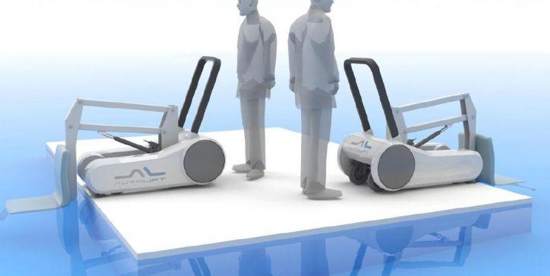 Sollevatori Mobili Per Piscina : Sollevatore per piscina i swim ausili per disabili e anziani online