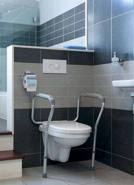 RIALZO STABILIZZANTE PER WC. Ausili per disabili e anziani online