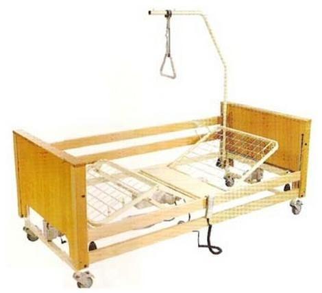 Letto ortopedico elettrico 2 motori ausili per disabili e anziani online - Letto elettrico per disabili usato ...