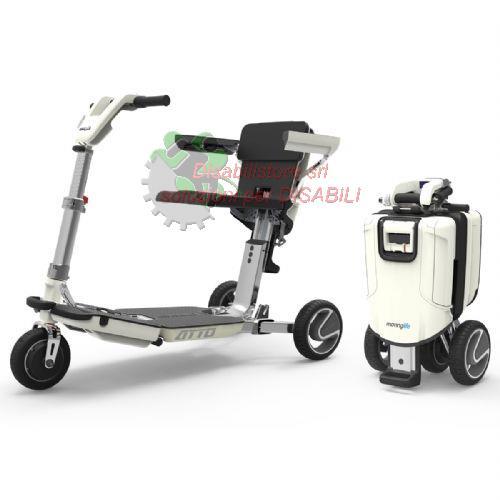 Scooter Elettrico Pieghevole Di Ultima Generazione Atto