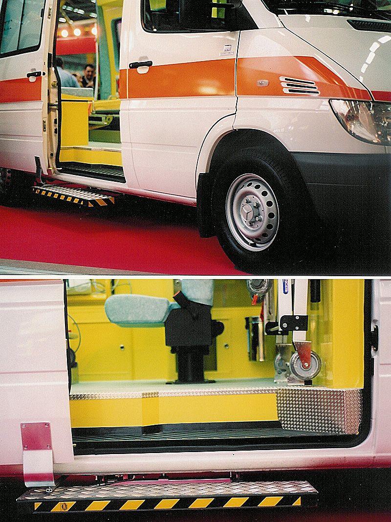 Schema Elettrico Gradino Camper : Gradino laterale elettrico cm per autoveicoli con sportello