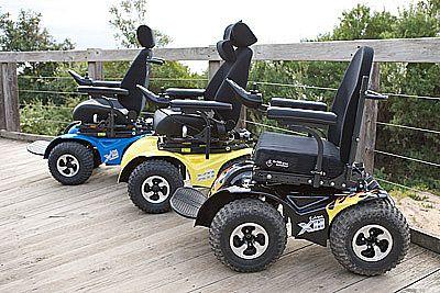 Carrozzina elettrica extreme x8 ausili per disabili e for Sedia elettrica x scale
