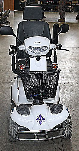 Argo ii scooter maintenance manual